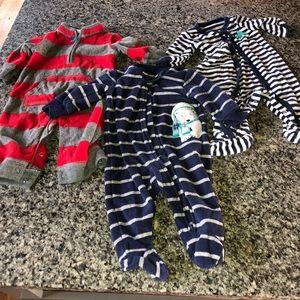Bundle of 3 three month onesies